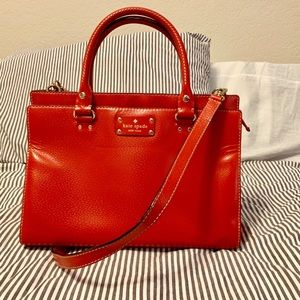 Kate Spade Wellesley Durham Purse
